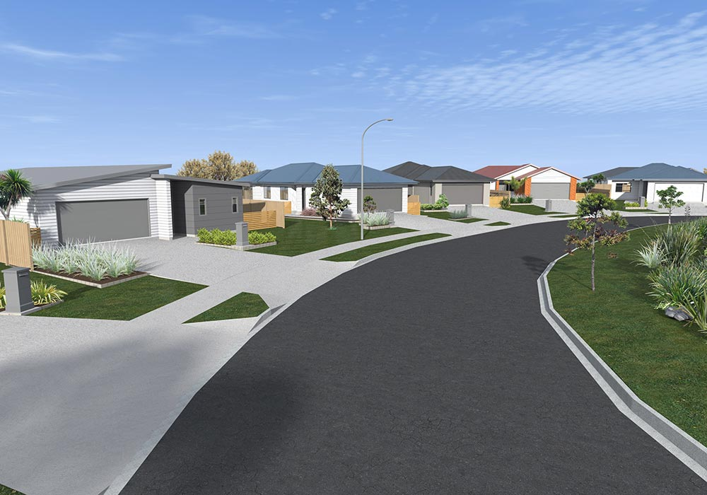 new housing development house plans Kapiti Escape Kapiti housing development2