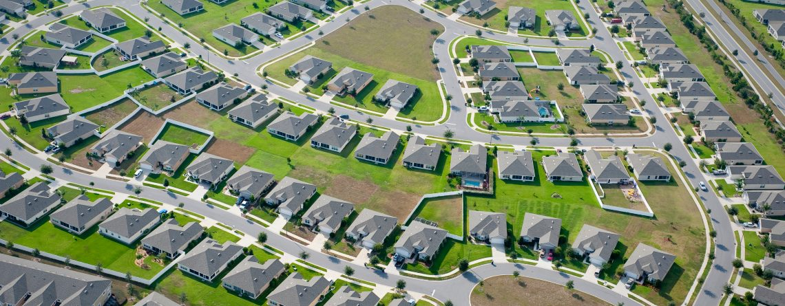 Aerial home housing development community images  COMMON PITFALLS IN LARGE SCALE HOUSING DEVELOPMENTS Housing Development 1140x445