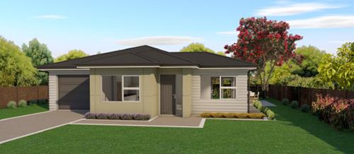 housing developments, architectural plans, house plans, developer plans, housing development plans, nz house plans Small Housing Plans Kakapo 4